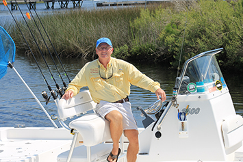 Book a fishing and scalloping trip in steinhatchee for Steinhatchee fl fishing